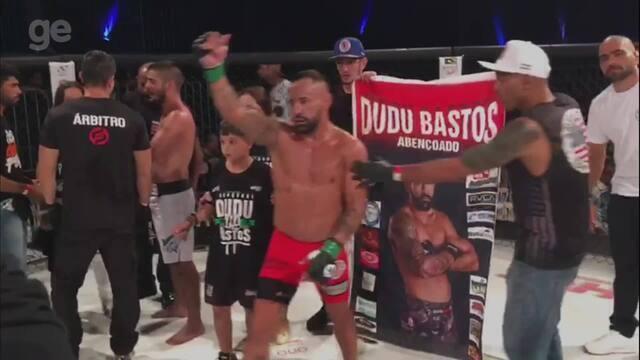 "VÍDEO: Dudu Bastos vence João Paulo ""Jampah"" no Haidar Capixaba Combat 16"