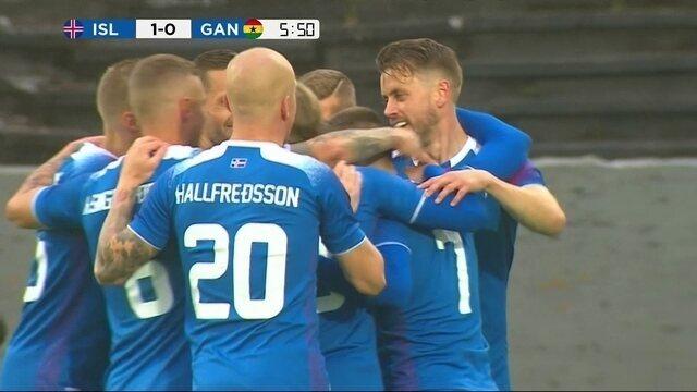 BLOG: Miolo de zaga pode acabar com o sonho islandês