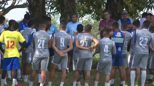 Atlético-AC começa a preparação visando a partida contra o Globo em casa
