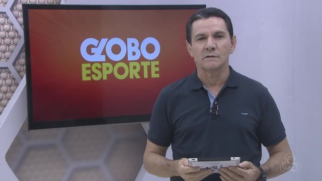 Assista a íntegra do Globo Esporte RO desta terça-feira, 17