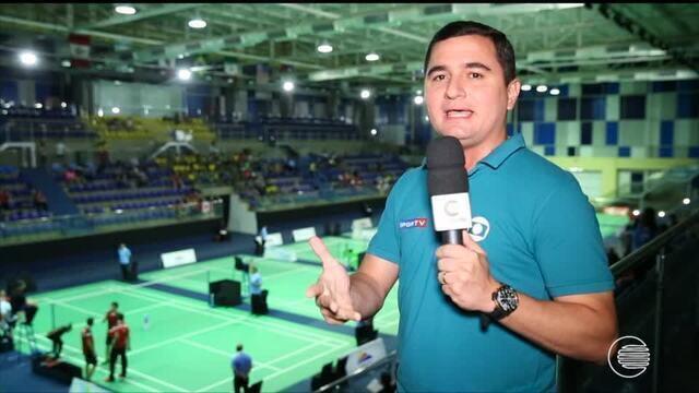 Piauienses se destacam no Pan-americano de Badminton