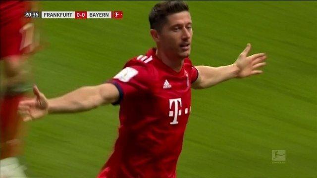 Bayern de Munique goleia o Frankfurt na final da Supercopa da Alemanha