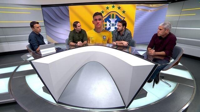 Analistas falam sobre ausência de Gabriel Jesus na Seleção e Pedro como novidade