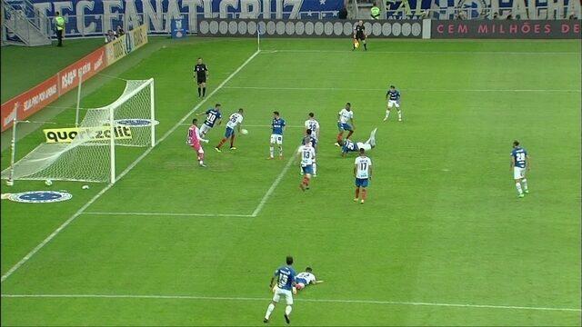 Melhores momentos: Cruzeiro 1 x 1 Bahia pela 19ª rodada do Campeonato Brasileiro