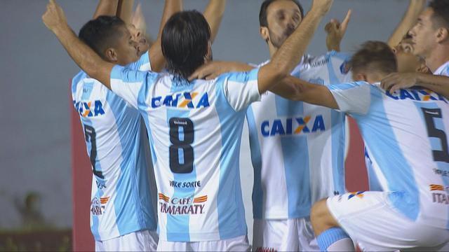 Gols de Londrina 2 x 0 Figueirense - 28º rodada da Série B