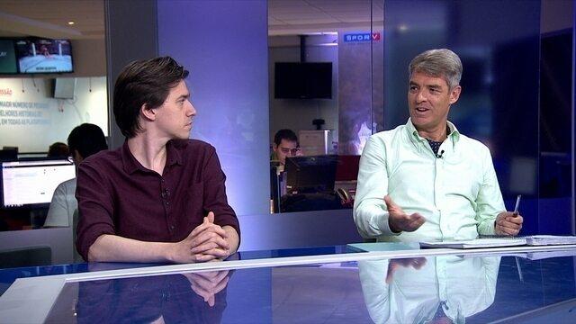 Jornalistas comentam a não convocação de Douglas Costa