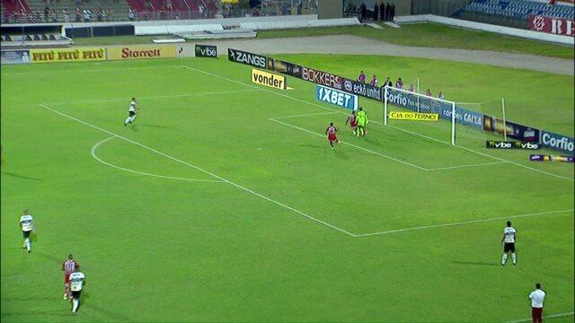 Veja os melhores momentos de CRB 1x1 Coritiba, pela 28ª rodada da Série B