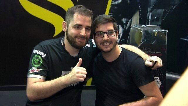 Brasil Game Show em São Paulo reúne fãs da MiBR