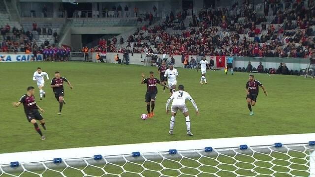 Melhores momentos: Atlético-PR 4 x 0 Sport pela 29ª rodada do Brasileirão