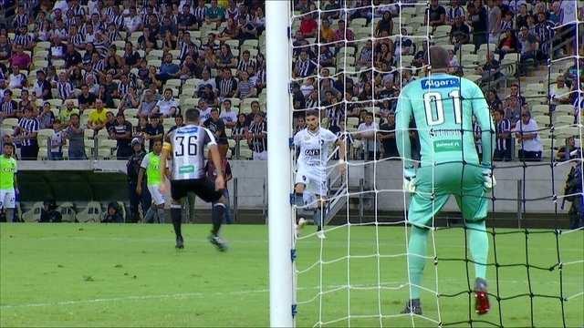 Melhores momentos: Ceará 0 x 0 Botafogo pela 29ª rodada do Brasileirão 2018
