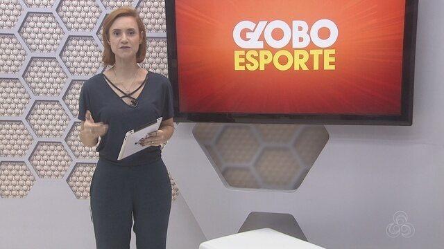 Confira a íntegra do Globo Esporte RO desta segunda-feira, 15