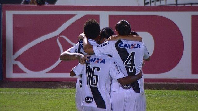 Os gols de Ponte Preta 2 x 1 Figueirense pela 32ª rodada da Série B
