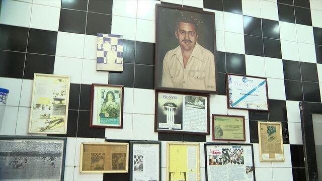 A aposta que deixou uma padaria libanesa com as cores e a cara do Botafogo