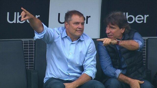 """Cereto critica Raí por demissão de Aguirre: """"Não combina com ele esse tipo de atitude"""""""