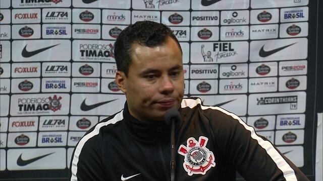 Jair Ventura é o técnico com pior aproveitamento no Corinthians desde 2006