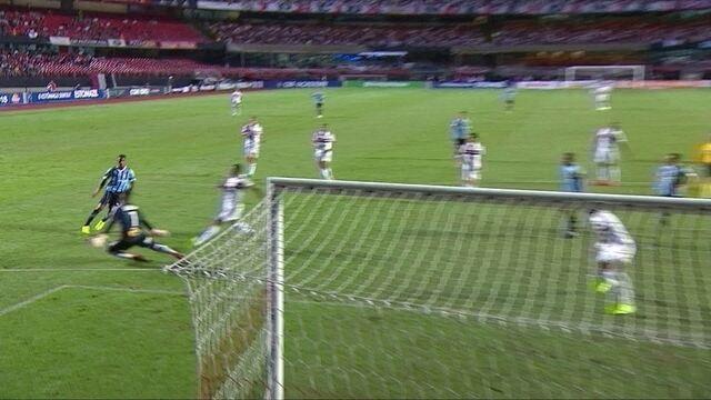 Melhores Momentos: São Paulo 1 x 1 Grêmio pela 34ª rodada do Campeonato Brasileiro