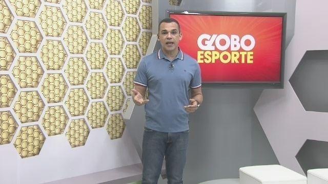 Assista a íntegra do Globo Esporte Acre desta segunda-feira (19/11/2018)