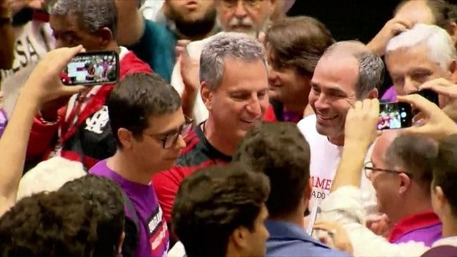 Jornalistas analisam vitória de Landim na eleição do Flamengo