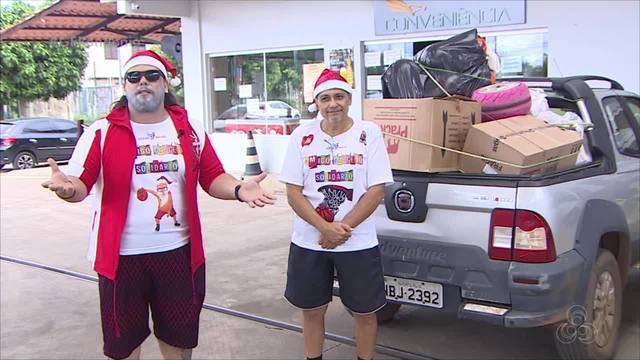 Equipe Porto Velho Masters revela quem tirou no Amigo Secreto do Globo Esporte RO