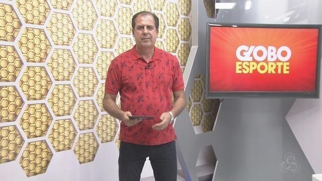 Assista a íntegra do Globo Esporte Acre desta terça-feira (18/12/2018)