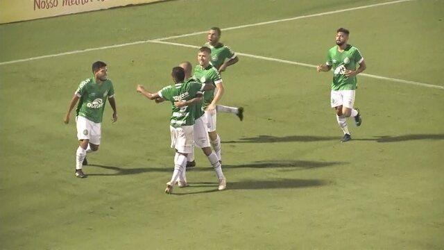 Os melhores momentos de Chapecoense 1 x 0 Marcílio Dias