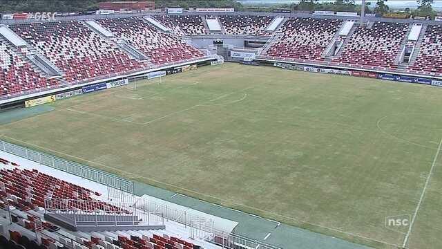 NSC TV fará transmissão ao vivo do jogo entre Jec e Avaí neste domingo (20)