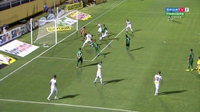 Assista ao gol da partida Bragantino 1 x 0 Guarani