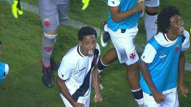 Melhores momentos: Corinthians 2(3x4)2 Vasco pela semifinal da Copa SP de Futebol Júnior