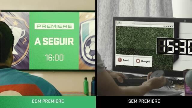 Premiere Futebol 2019 - Tela Dividida