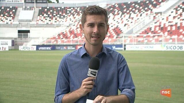 JEC anuncia técnico Felipe Surian, campeão da Série D em 2016