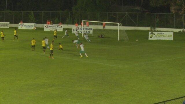 Duelo entre União Cacoalense e Vilhenense pela 8ª rodada do Estadual