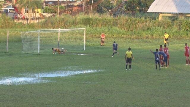 Duelo entre Guajará e Rondoniense pela 8ª rodada do Estadual