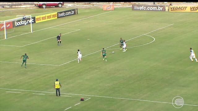 Altos perde para o Botafogo-PB e complica situação na Copa do Nordeste