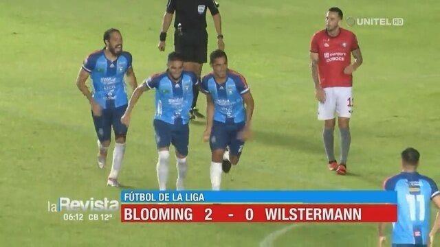 Rafael Barros marca em vitória que coloca o Blooming na vice-liderança do Boliviano