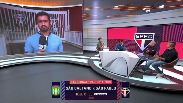 Comentaristas discutem mal planejamento do São Paulo