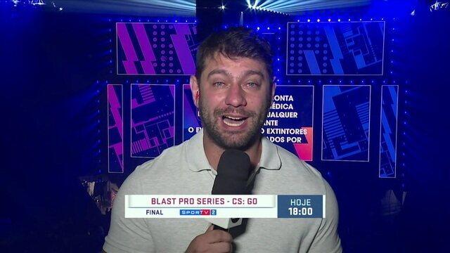 Léo Bianchi traz informações da final do Blast Pro Series São Paulo