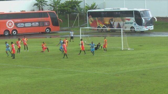 Duelo entre Guaporé e Ji-Paraná pela 9ª rodada do Estadual