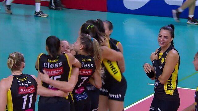 Minas Gerais domina Superliga de vôlei feminina, e Praia Clube e Minas fazem final inédita