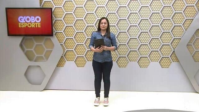 Confira na íntegra o Globo Esporte desta segunda-feira (22)
