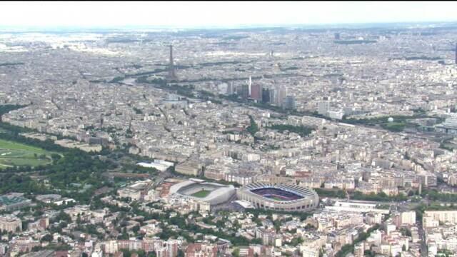 França vai receber sequência de grandes eventos esportivos