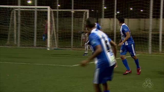 Seletiva das equipes do Fut7 para representar RO em Copa Norte tem início