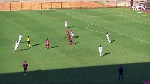 Os gols de Portuguesa-RJ 1 x 1 Vitória-ES, pela Série D do Campeonato Brasileiro 2019