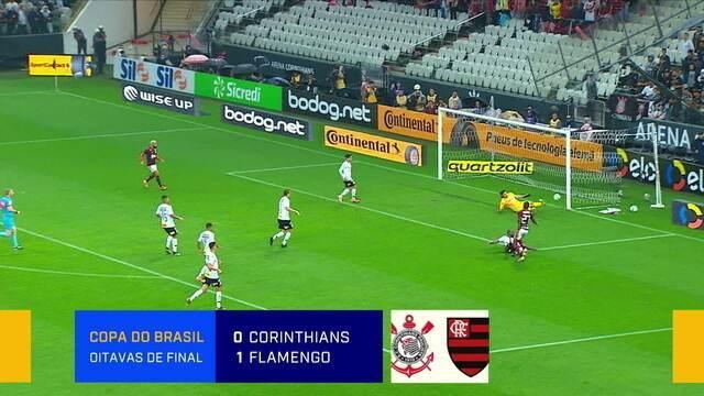 Redação SporTV discute vitória do Flamengo sobre o Corinthians na Copa do Brasil