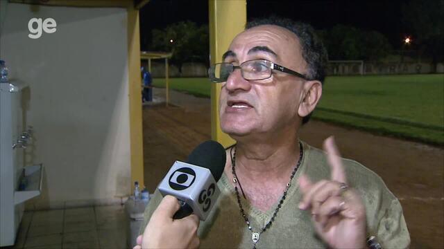 Ex-técnico do Atlético Roraima, São Raimundo e Náutico-RR, José Tavares morre aos 62 anos