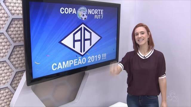 Assista a íntegra do Globo Esporte RO de segunda-feira, 20