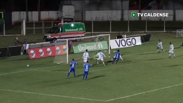 Os melhores momentos de Caldense 0 x 0 Vitória-ES, pela Série D do Brasileiro 2019