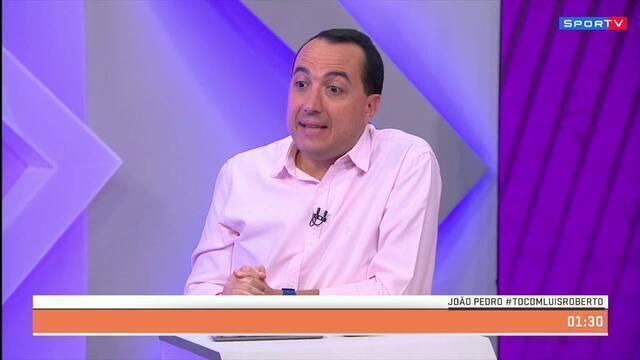 Fred ou João Pedro? Luis Roberto e Cereto discutem quem vai brilhar no Cruzeiro x Flu