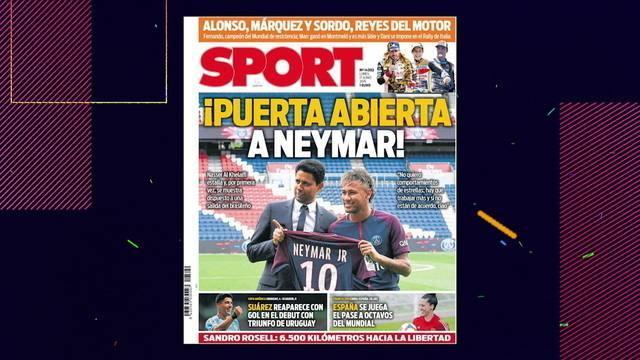 Paris Saint Germain cobra Neymar e atacante pode trocar de clube nos próximos dias