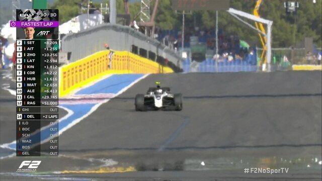 Nyck de Vries vence o GP da França pela Fórmula 2
