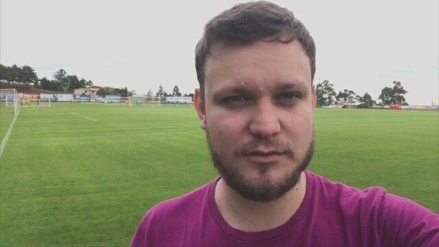 Eduardo Florão traz as últimas informações da Chape
